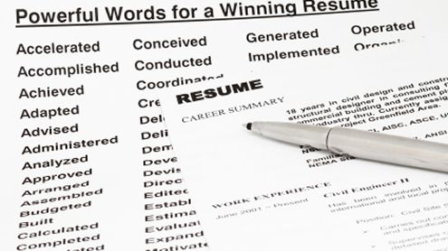Are You Placing Keywords Inside Of Your Resume? | EmBe Writes