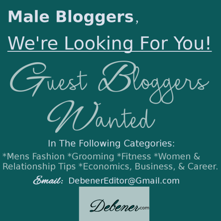 Guest Blogging Opportunity For A Gentleman's Lifestyle Blog